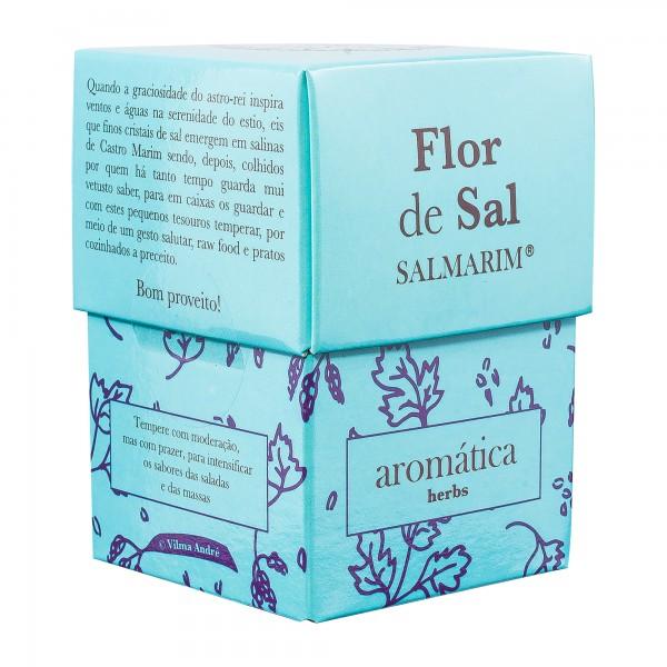 Salmarim | Fleur de sel mit Kräutern | 150g