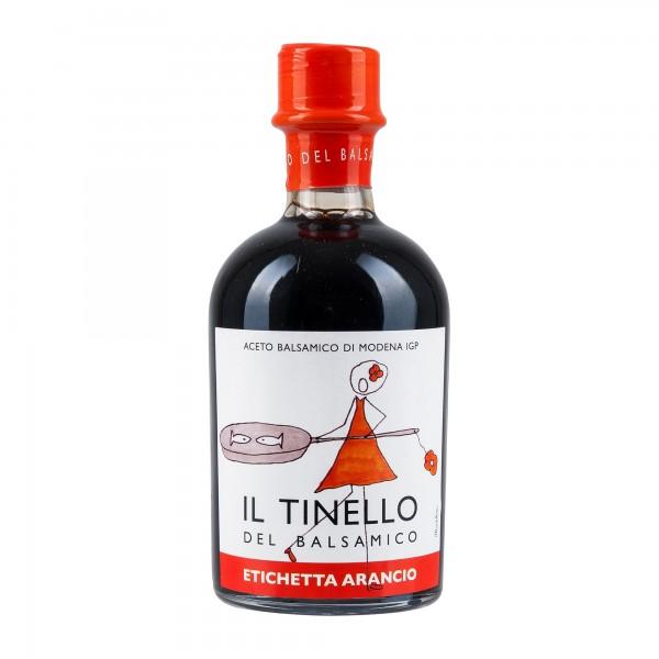 Il Tinello | Aceto Balsamico di Modena Orange | 250ml