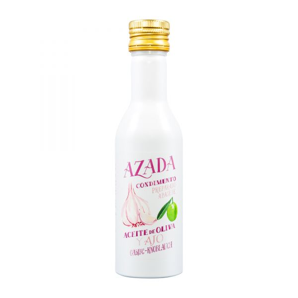 Azada | Olivenöl mit Knoblauch | 225ml