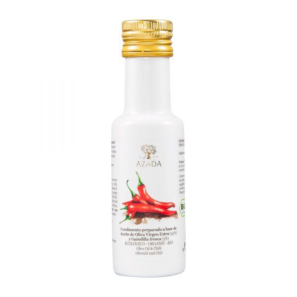 Azada   Olivenöl mit Chili   100ml