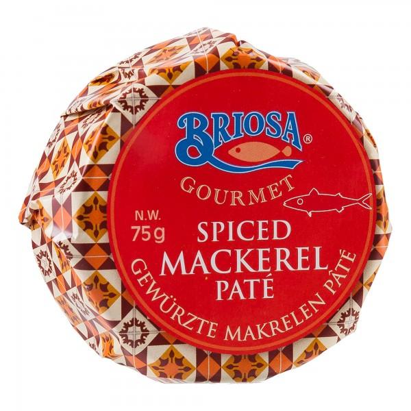 Briosa Gourmet   Makrelen Paté   75g