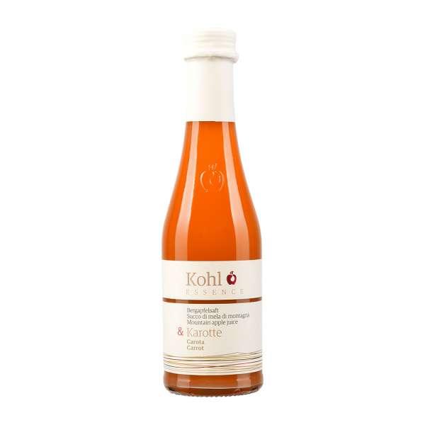 Kohl Essence | Apfelsaft mit Karotte | 200ml