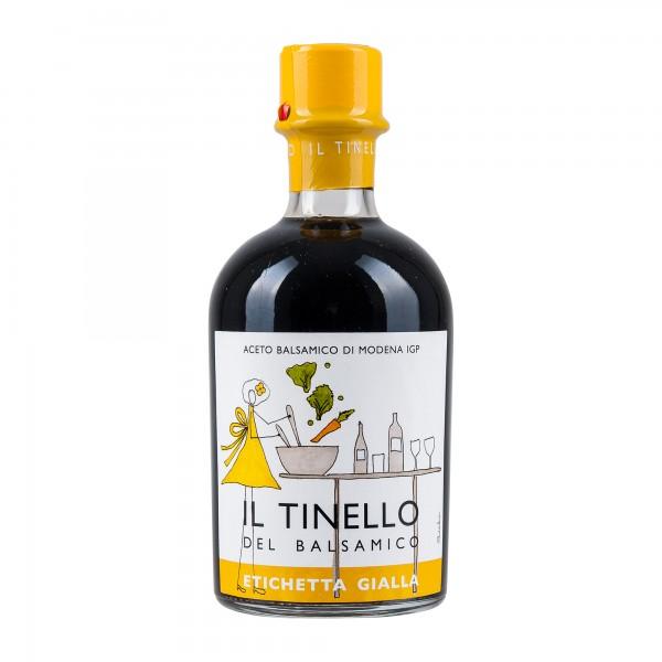 Il Tinello   Aceto Balsamico di Modena Gelb   250ml