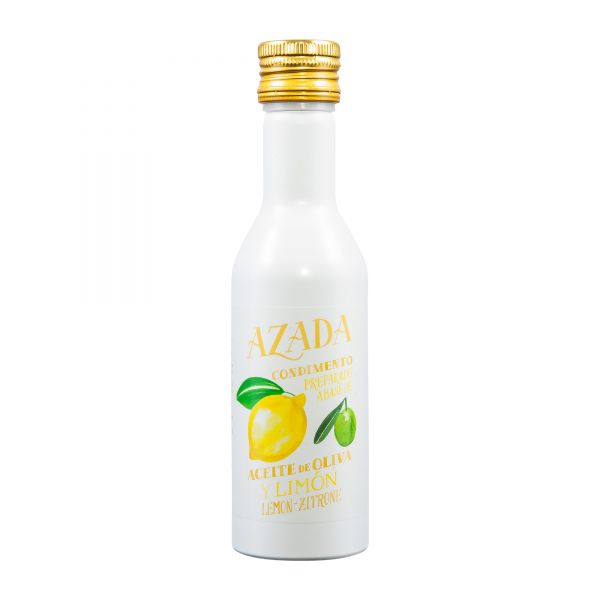 Azada   Olivenöl mit Zitrone   225ml