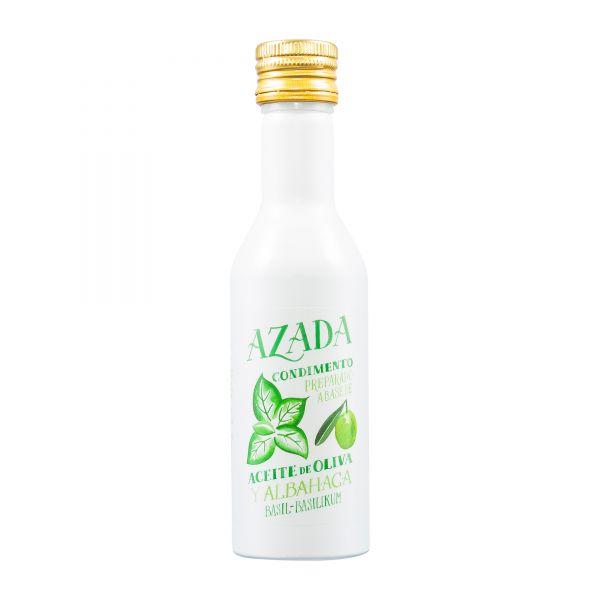 Azada   Olivenöl mit Basilikum   225ml