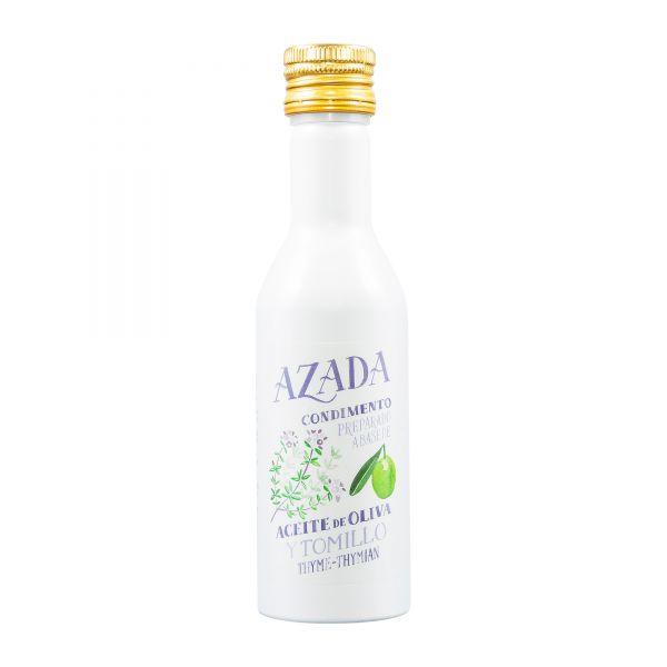 Azada   Olivenöl mit Thymian   225ml