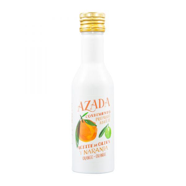 Azada   Olivenöl mit Orange   225ml