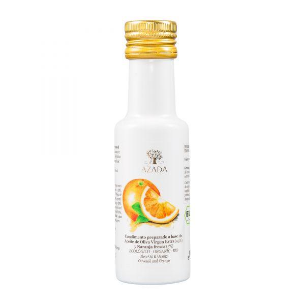 Azada   Olivenöl mit Orange   100ml