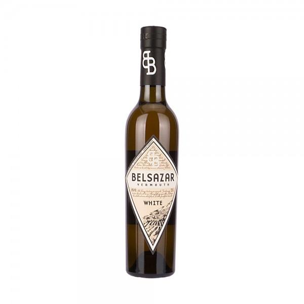Belsazar Vermouth White halbe Flasche