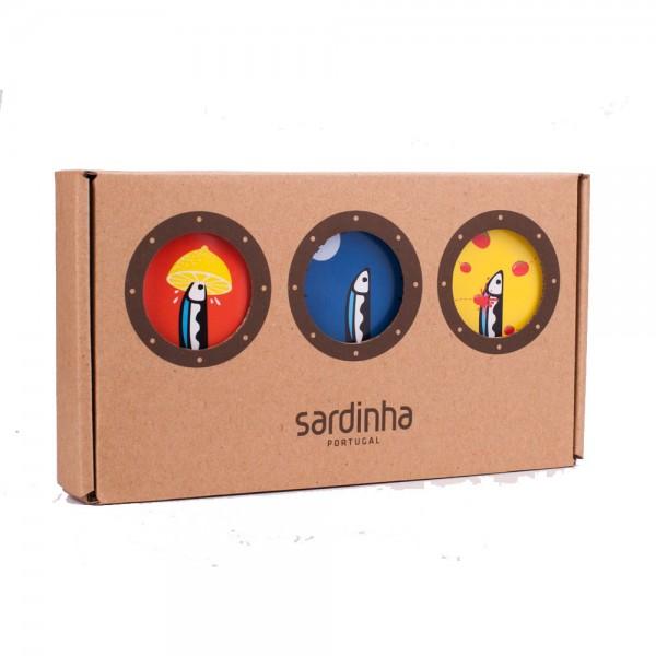 A Banca da Sardinha Sardinen Geschenk