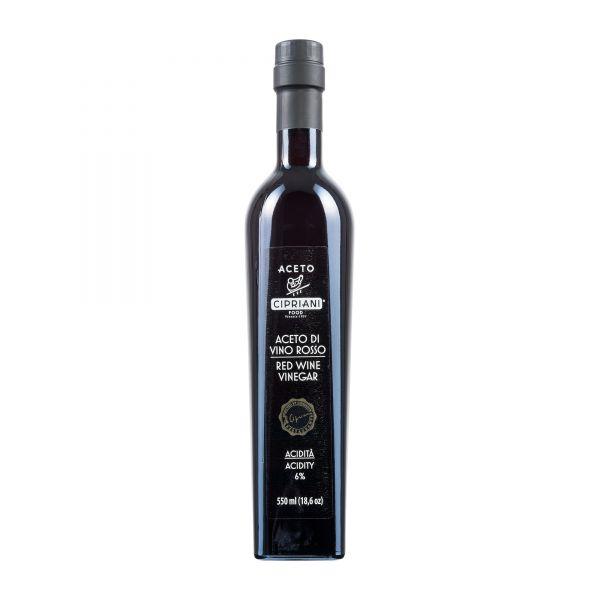 Cipriani | Rotweinessig | 500ml