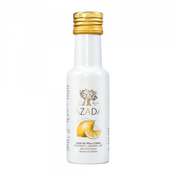 Azada | Olivenöl mit Zitrone | 100ml