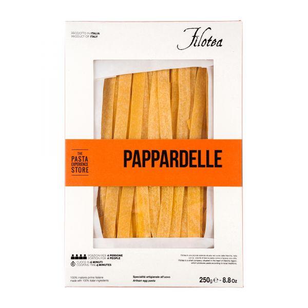 Pasta Filotea | Pappardelle | ital. Nudeln