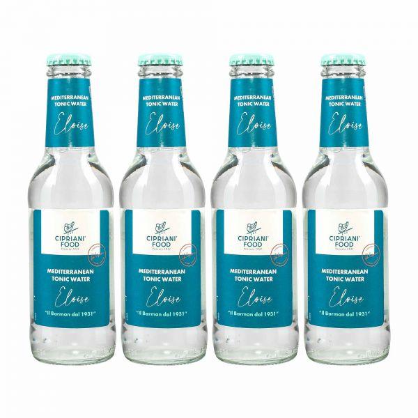 Cipriani | Mediterran Tonic Water | 4er Träger
