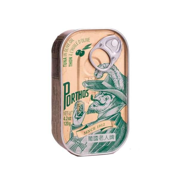 Porthos | Thunfisch in Olivenöl | 125g