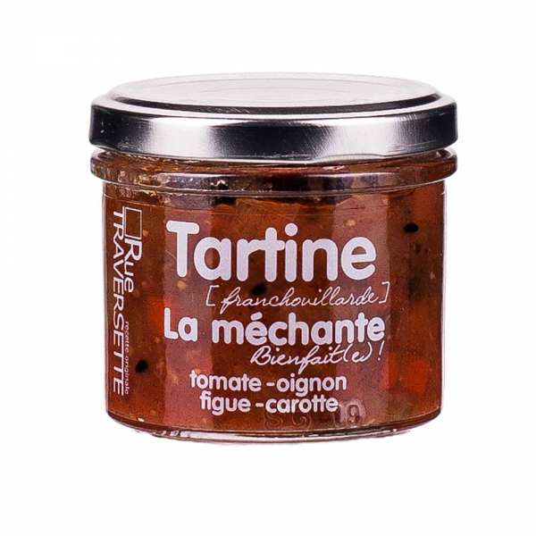 Rue Traversette Tartine La Mechante