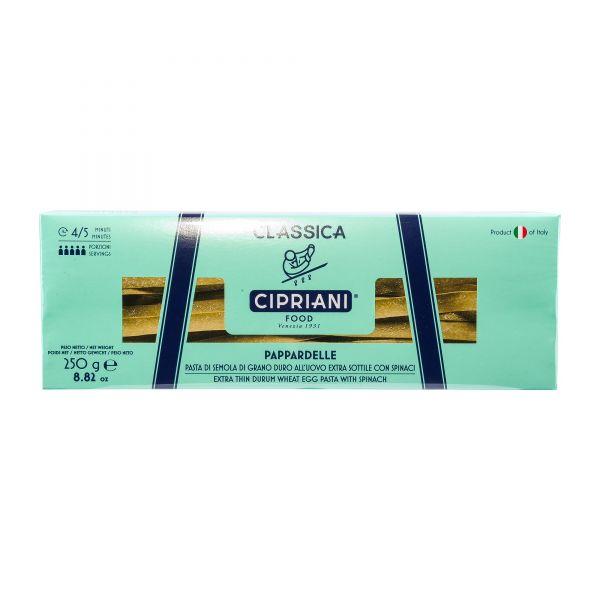 Cipriani Pasta | Pappardelle Verdi